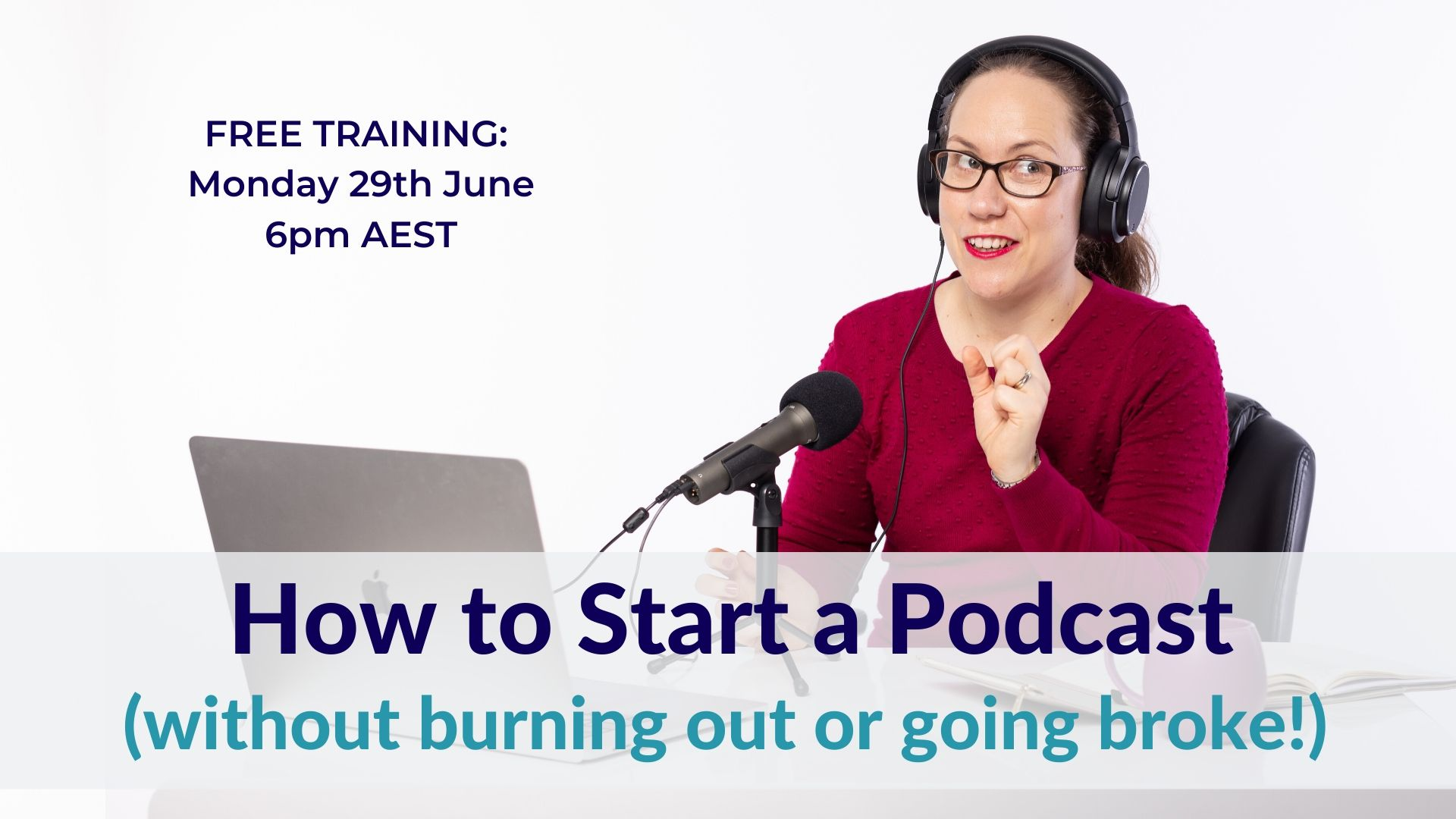How to Start a Podcast Training